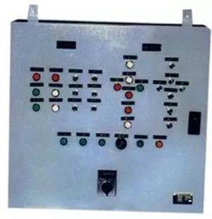 医院配电电路实物图